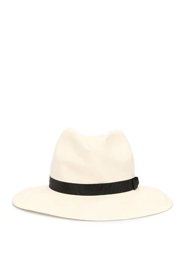 Grevi Şapka Beyaz